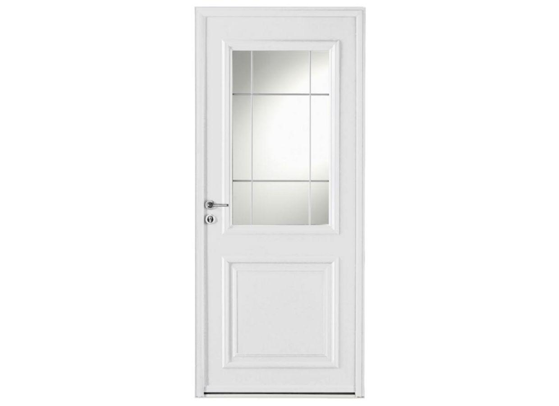 Porte d 39 entr e ariane alu bois portes for Lapeyre porte d entree bois