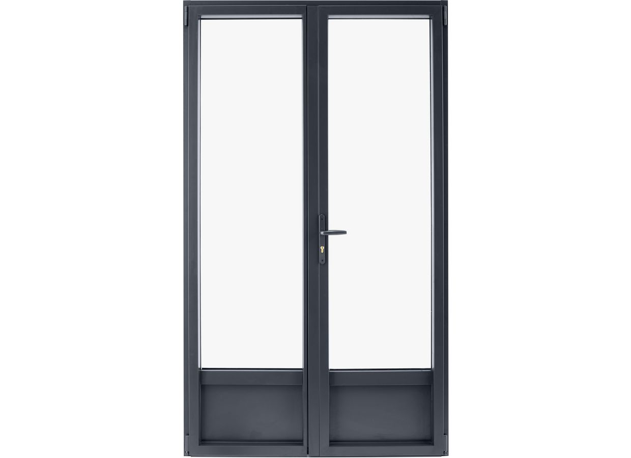 porte accordeon castorama great ferrures pour portes accord on rail galva kg rail pour porte. Black Bedroom Furniture Sets. Home Design Ideas