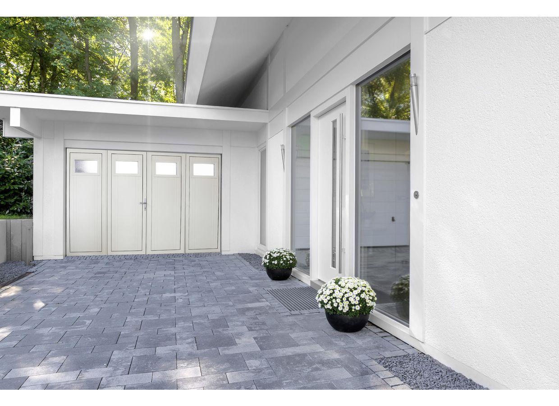 porte de garage minnesota pliante aluminium ext rieur. Black Bedroom Furniture Sets. Home Design Ideas