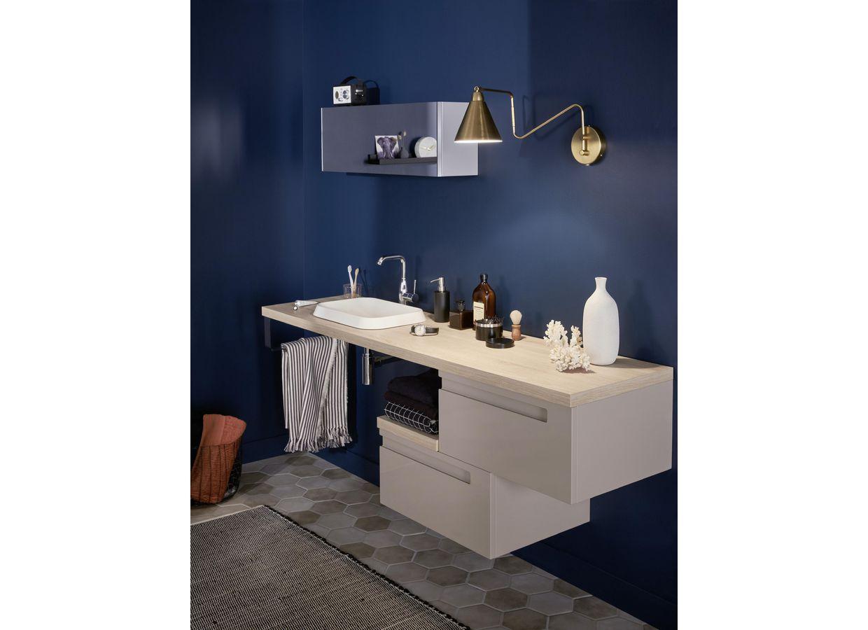 Accessoires Salle De Bain Charme ~ meubles de salle de bains infiny salle de bains lapeyre