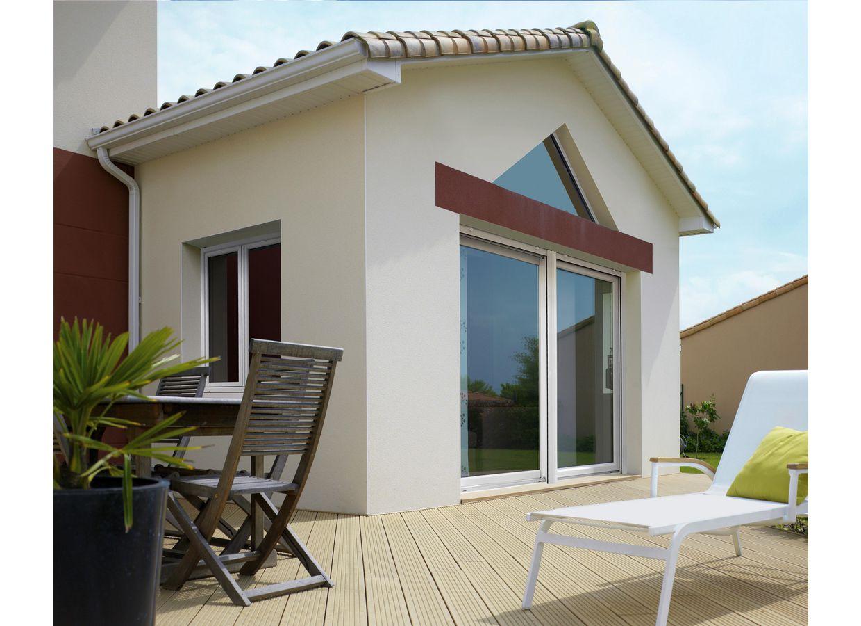 baie coulissante pvc personnalisable fen tres lapeyre. Black Bedroom Furniture Sets. Home Design Ideas
