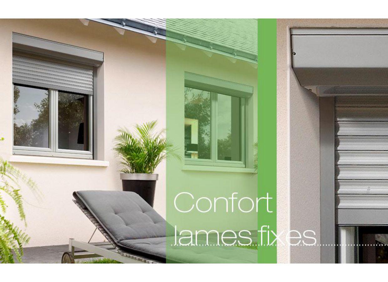 volets roulants confort fen tres. Black Bedroom Furniture Sets. Home Design Ideas