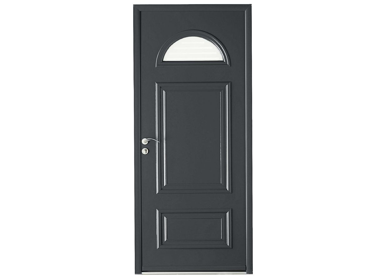 porte d 39 entr e antares alu bois portes. Black Bedroom Furniture Sets. Home Design Ideas