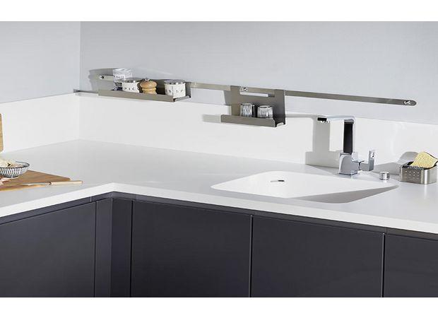 Cr dence r sine sur mesure cuisine for Table sur mesure lapeyre