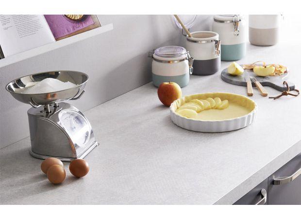 plan de travail stratifi sur mesure cuisine. Black Bedroom Furniture Sets. Home Design Ideas