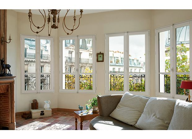 fen tre excellence ch ne fen tres. Black Bedroom Furniture Sets. Home Design Ideas