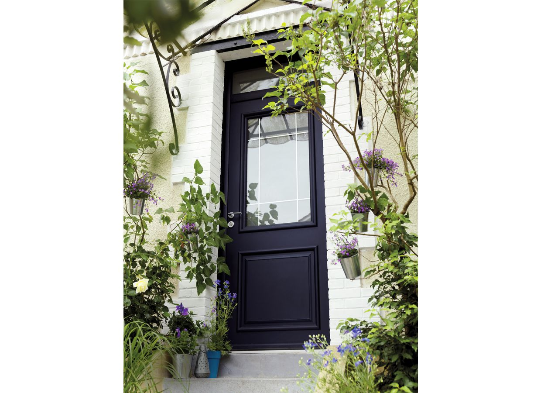 porte d 39 entr e ariane aluminium portes. Black Bedroom Furniture Sets. Home Design Ideas