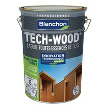 Lasure TECH-WOOD® 5L
