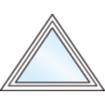 Châssis Classic Pin triangle