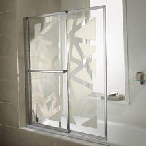 ecrans pour baignoire salle de bains lapeyre. Black Bedroom Furniture Sets. Home Design Ideas
