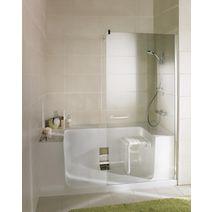 concept de remplacement de baignoire salle de bains lapeyre. Black Bedroom Furniture Sets. Home Design Ideas