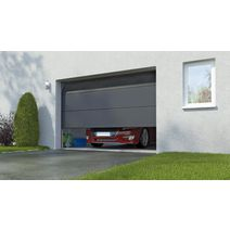 Portes de garage ext rieur lapeyre for Porte de garage coulissante motorisee lapeyre