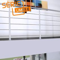 Kit balustrade aluminium