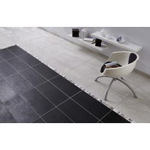 Carrelage tout usage VELOURS uni naturel 30 x 60 cm