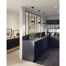 verri re coulissante creative portes. Black Bedroom Furniture Sets. Home Design Ideas