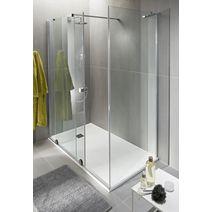 Parois de retour et de douche salle de bains lapeyre - Paroi de douche italienne castorama ...