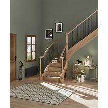 une s paration de pi ce dans l esprit loft contemporain. Black Bedroom Furniture Sets. Home Design Ideas
