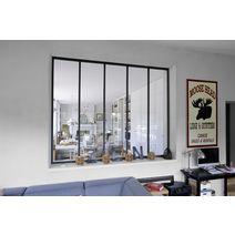 porte coulissante verri re portes. Black Bedroom Furniture Sets. Home Design Ideas