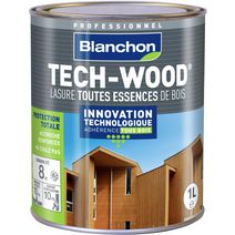 Lasure TECH-WOOD® 1L