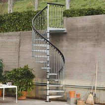 Des balustrades pour m tamorphoser l espace for Escalier exterieur galvanise