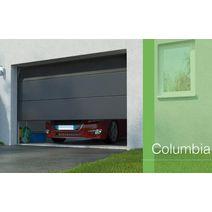 Portes de garage ext rieur lapeyre for Porte de garage sur mesure lapeyre