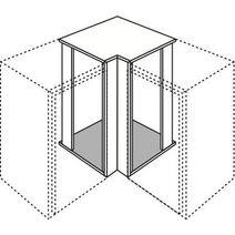 choisir le meuble de cuisine adapté à votre espace - Meuble D Angle Haut Cuisine