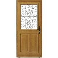 Porte d\'entrée vitrée ou pleine ?