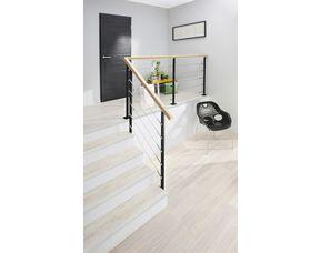 Balustrade En Acier Cubik Escaliers