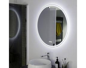 Miroir lumineux de salle de bains LED DAY