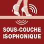 Sol stratifi factory silence ch ne naturel 3 tons sols murs - Porte isophonique lapeyre ...