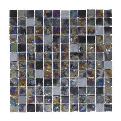 Carrelage mosa que vario 30 x 30 cm sols murs Lapeyre carrelage mosaique