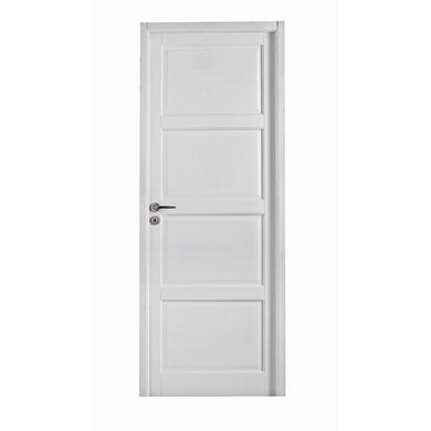 Bloc porte naples pr t peindre portes for Hauteur bloc porte standard