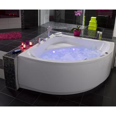 baignoire jacuzzi excellent baignoire balneo ouestbalno. Black Bedroom Furniture Sets. Home Design Ideas