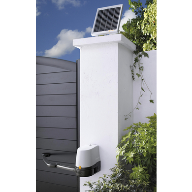 kits d 39 alimentation solaire somfy ext rieur. Black Bedroom Furniture Sets. Home Design Ideas