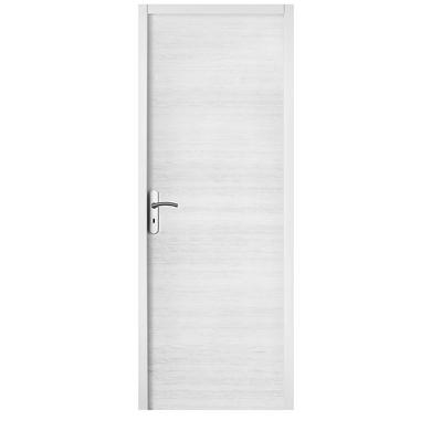 Bloc porte fin de chantier variation blanc structur portes for Porte interieur fin de chantier
