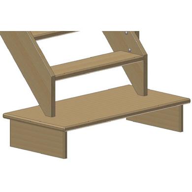 socle sans contremarche escaliers. Black Bedroom Furniture Sets. Home Design Ideas