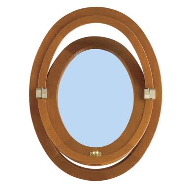 œil De Bœuf Ovale Classic Pin Fenêtres