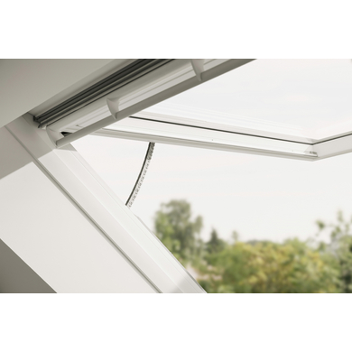 Velux Confort blanc Everfinish à projection - Fenêtres