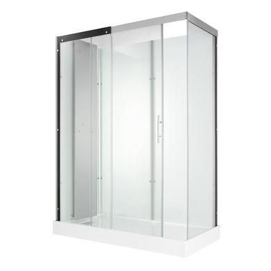 cabine int grale sans robinetterie moonlight salle de bains. Black Bedroom Furniture Sets. Home Design Ideas