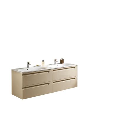 meubles sous vasque 4 tiroirs infiny salle de bains. Black Bedroom Furniture Sets. Home Design Ideas
