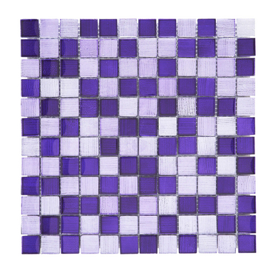 Carrelage mosa que bonheur 29 8 x 29 8 cm sols murs for Lapeyre carrelage mosaique