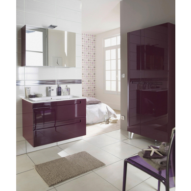 sous vasque 2 tiroirs INFINY Salle de bains