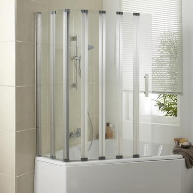 pare baignoire wave salle de bains. Black Bedroom Furniture Sets. Home Design Ideas