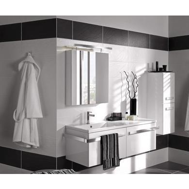Plan de toilette vasque gauche loft salle de bains - Modele salle de bain lapeyre ...