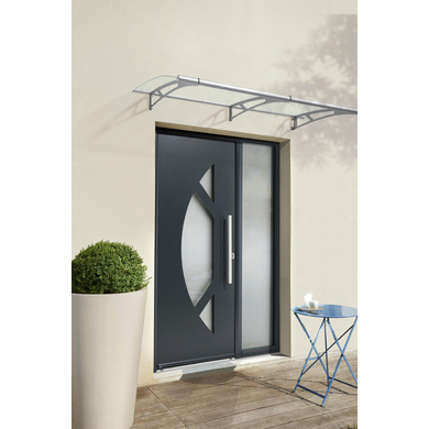 Auvent contemporain Thea XL - Portes