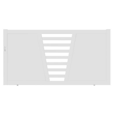 portail coulissant pvc carnac ext rieur. Black Bedroom Furniture Sets. Home Design Ideas