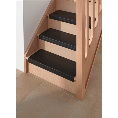 peut on carreler un escalier en bois. Black Bedroom Furniture Sets. Home Design Ideas