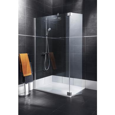 paroi de douche grand espace retour pivotant version droite palace salle de bains. Black Bedroom Furniture Sets. Home Design Ideas