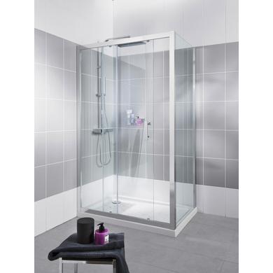 Paroi de retour vogue salle de bains for Cabine douche lapeyre