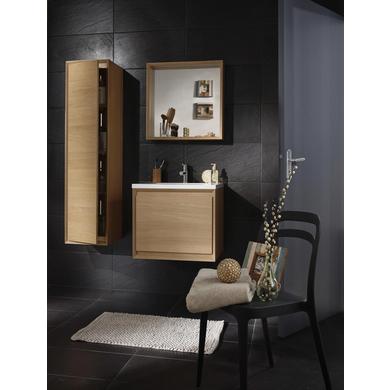 Miroir de salle de bain rio salle de bains - Miroir loupe salle de bain ...